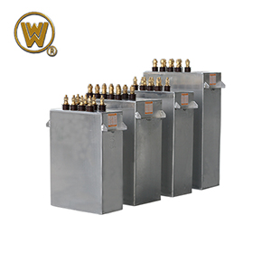 Electric heating capacitor